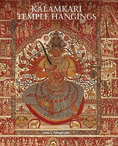 9781851778676: Kalamkari Temple Hangings