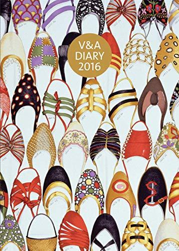 V&A Desk Diary 2017: Fashion in Detail: V&A Publishing