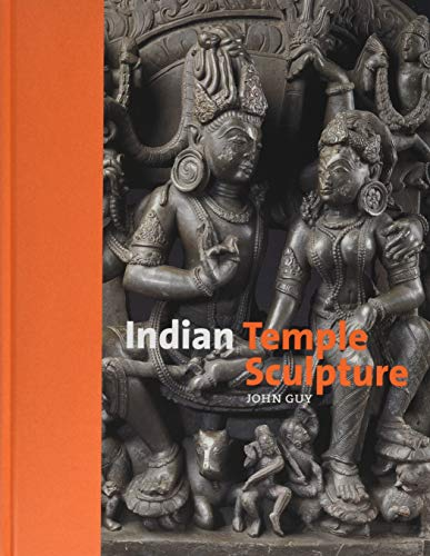 Indian Temple Sculpture Format: Hardback: Guy, John