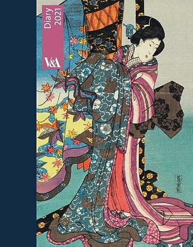 9781851779871: V&A Desk Diary 2021: Kimono