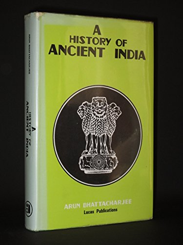 9781851800254: History of Ancient India