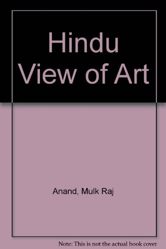 9781851800308: Hindu View of Art