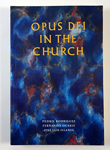 9781851821495: Opus Dei in the Church