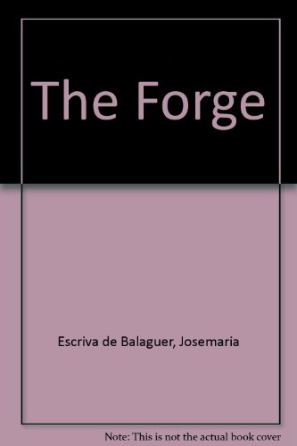 9781851823550: The Forge