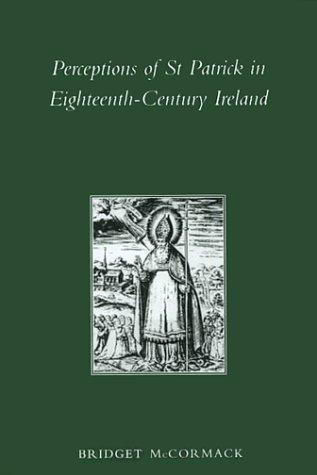 9781851824571: Perceptions of St. Patrick in Eighteenth-century Ireland (Maynooth Historical Studies)