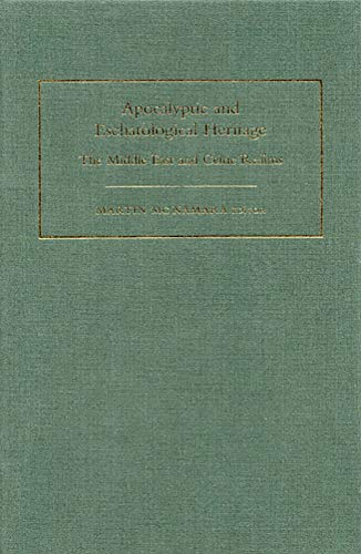 9781851826322: Apocalyptic and Eschatological Heritage: The Middle East and Celtic Realms