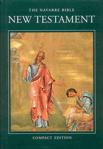 9781851826803: Navarre Bible New Testament Compact Ed.
