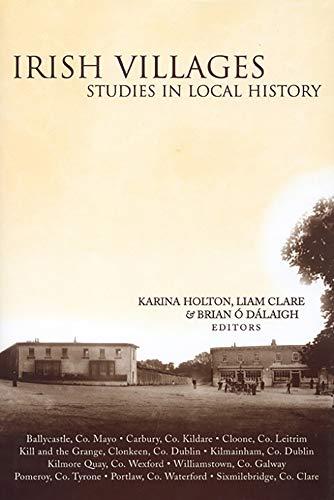 Irish Villages: Liam Clare (Editor),