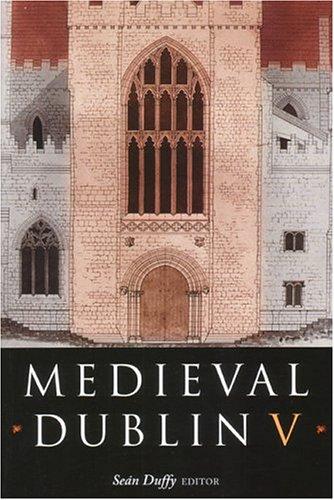 Medieval Dublin V (Hardback)