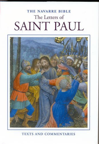 9781851829125: The Navarre Bible: The Letters of St Paul