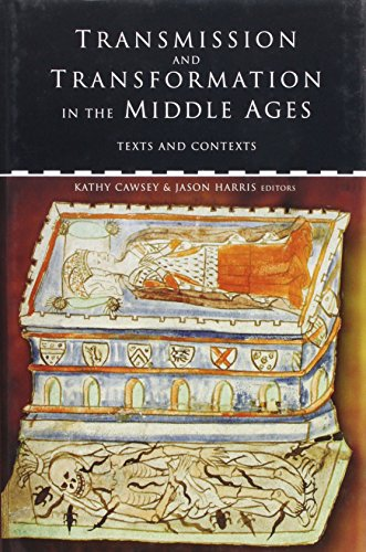 9781851829903: Transmission and Transformation in the Middle Ages: Texts and Contexts