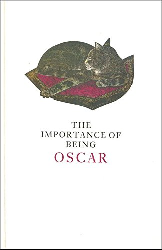 9781851830046: The Importance of Being Oscar