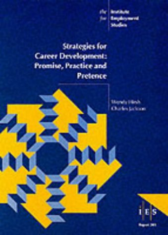 9781851842315: Strategies for Career Development: Promise, Practice and Pretence (IES Reports)