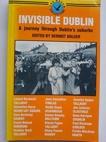 9781851860890: Invisible Dublin: A Journey Through Dublin's Suburbs