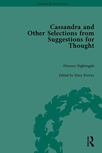 Cassandra and Suggestions for Thought by Florence: Nightingale, Florence