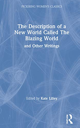 9781851960248: New Blazing World and Other Writings (Pickering Women's Classics)