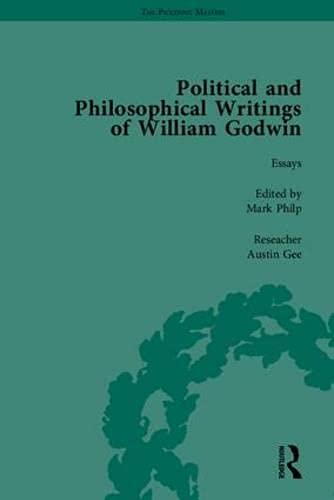 9781851960262: The Political and Philosophical Writings of William Godwin (Pickering Masters)