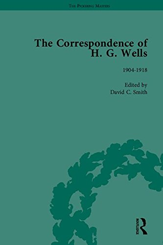 9781851961733: The Correspondence of H.G. Wells