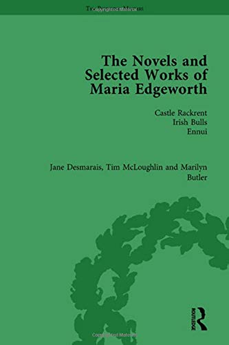 9781851961863: The Works of Maria Edgeworth (The Pickering Masters)