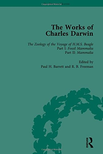 The Works of Charles Darwin: The Zoology of the Voyage of HMS Beagle, Under the Command of Captain ...