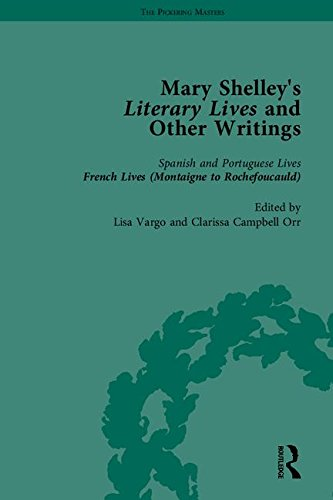 Mary Shelley's Literary Lives and Other Writings: CROOK, NORA