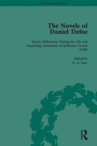 The Novels of Daniel Defoe, Part I.: P.N. Furbank; G.A.
