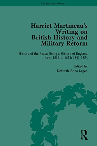 9781851967971: Harriet Martineau's Writing on British History and Military Reform (6 Volume Set)