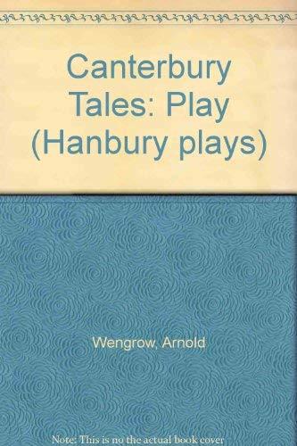 9781852050009: Canterbury Tales: Play