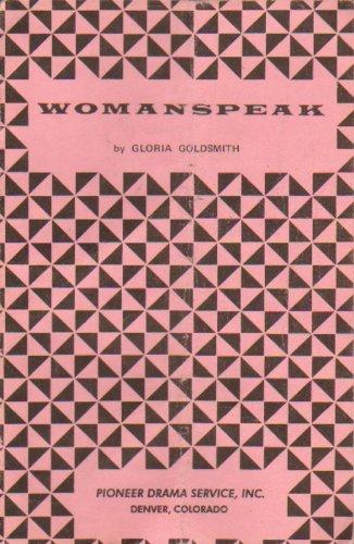9781852050443: Womanspeak