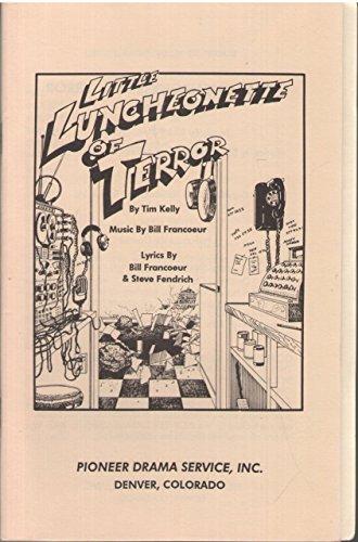 9781852051716: Little Luncheonette of Terror