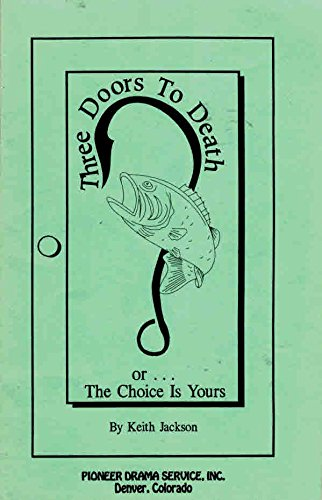 9781852051914: Three Doors to Death: Or the Choice is Yours - A Murder-Mystery Entertainment