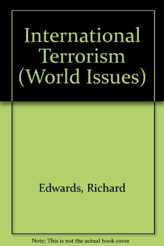 an overview of the modern element of international terrorism Terrorism is not new and even though it has been used since the early times of recorded history, it can be relatively hard to define terrorism terrorism has been described variously as both a tactic and strategy a crime and a holy duty a justified reaction to oppression and an inexcusable abomination.