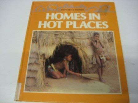 9781852101923: Homes in Hot Places