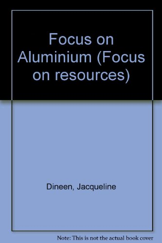9781852103194: Focus On Aluminium (Focus on Resources)