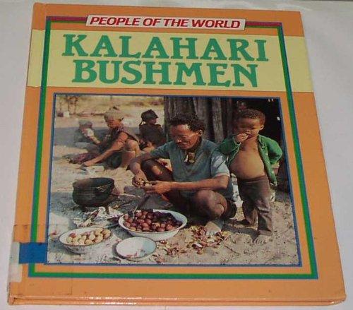 The Bushmen (People of the world): Walters, J.