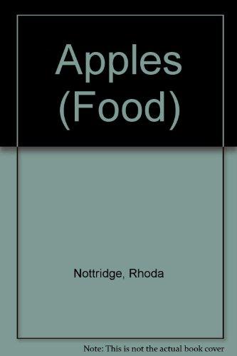 9781852108311: Apples (Food)
