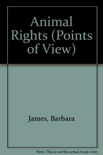 9781852108427: Animal Rights (Points of View)