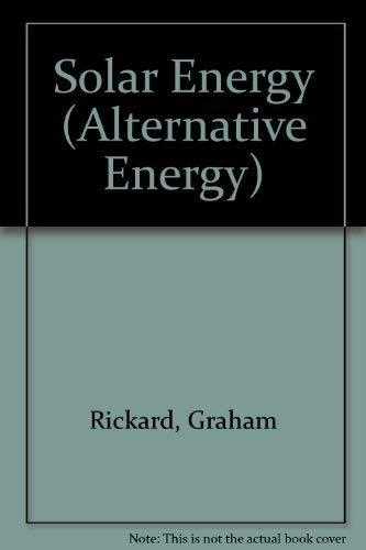 9781852109042: Alternative Energy