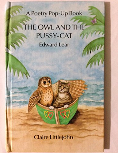 The Owl and the Pussycat: Pop-up Book (A Poetry pop-up book): Edward Lear