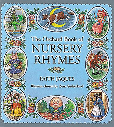 9781852130565: The Orchard Book of Nursery Rhymes (Books for Giving)