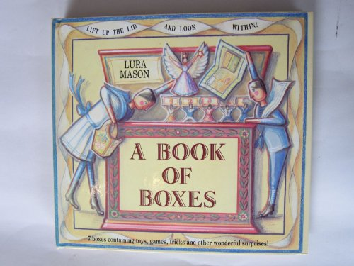 9781852131470: A Book of Boxes