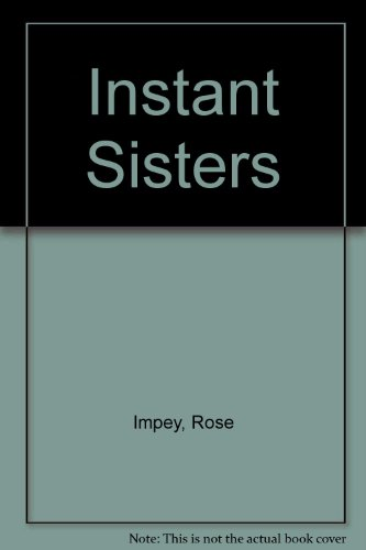 9781852131753: Instant Sisters