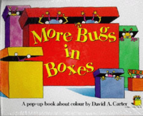9781852132323: More Bugs in Boxes (Pop-up Books)