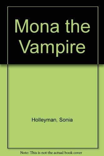 9781852132408: Mona the Vampire