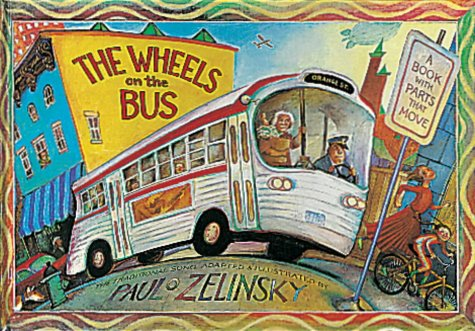 9781852132729: The Wheels on the Bus (Pop-up Books)