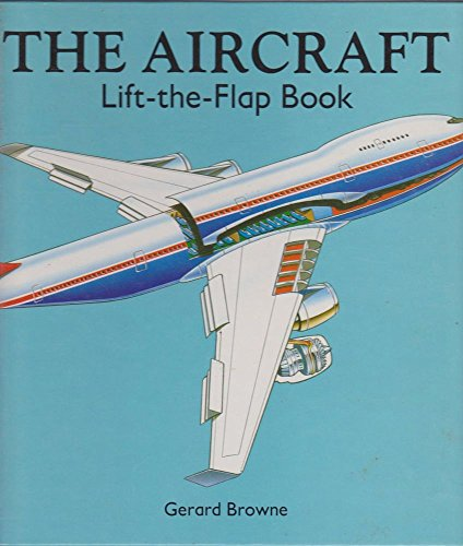 9781852132873: Aeroplane Lift-the-flap Book (Pop-up Books)