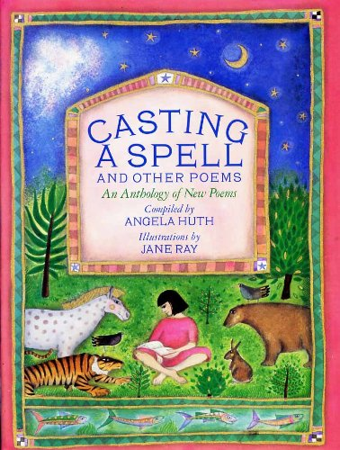 9781852132903: Casting a Spell and Other Poems (Poetry & folk tales)