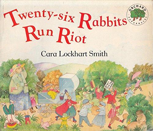 9781852133184: Twenty-six Rabbits Run Riot