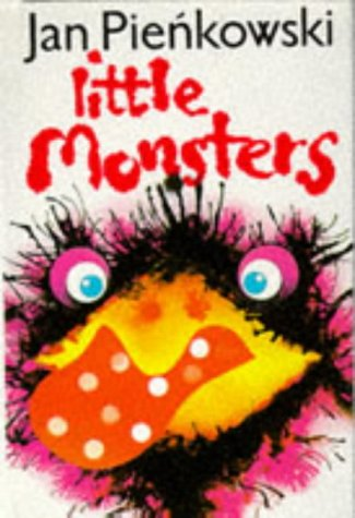 Little Monsters: Pop-up Book (Minipops): Jan Pienkowski