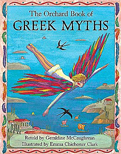 9781852133733: The Orchard Book of Greek Myths